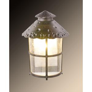 Уличный настенный светильник Artelamp A1461AL-1RI бра artelamp a5290ap 1ri