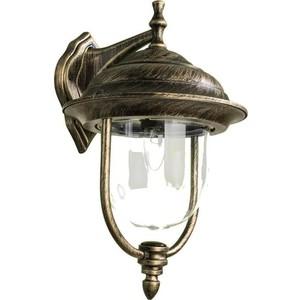 Уличный настенный светильник Artelamp A1482AL-1BN