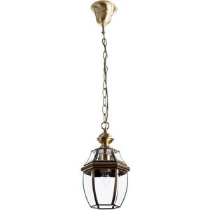 Уличный подвесной светильник Artelamp A7823SO-1AB подвесной светильник artelamp a9366sp 1ab