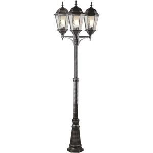Уличный фонарь Artelamp A1207PA-3BS
