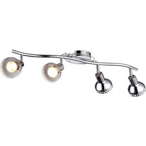 Спот Artelamp A5219PL-4CC спот artelamp a5219pl 4cc