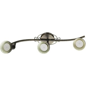 Спот Artelamp A5219PL-3BR спот artelamp a5219pl 4cc