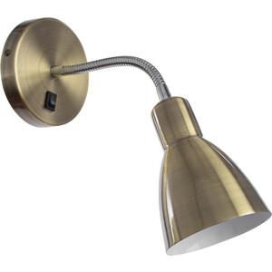 Бра Artelamp A1408AP-1AB бра artelamp interior a7108ap 1ab