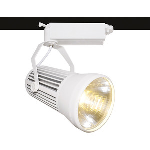 Трековый светильник Artelamp A6330PL-1WH светильник спот трековый artelamp track lights a6330pl 1wh