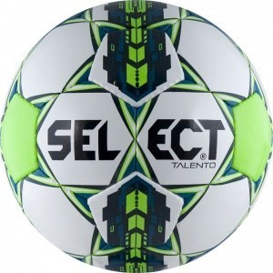 Мяч футбольный Select Talento арт. 811008-004 р.4 select indoor five 852708 003 размер 4