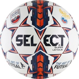 Мяч футзальный Select Super League АМФР РФС арт. 850708-172 р.4