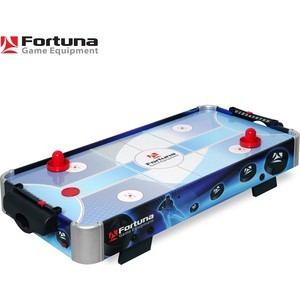 Аэрохоккей Fortuna HR-31 Blue Ice Hybrid настольный 86х43х15см настольный футбол fortuna junior fd 31