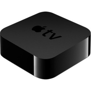 Мультимедийный проигрыватель Apple TV 64Gb MLNC2RS/A