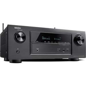 AV-ресивер Denon AVR-X2200W black