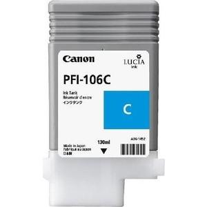 Картридж Canon PFI-106C (6622B001) canon pfi 703mbk 2962b001