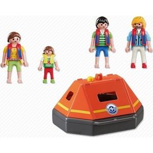Игровой набор Playmobil Береговая охрана: Спасательный плот (5545pm)