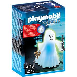 Игровой набор Playmobil Рыцари: Призрак со светодиодной подсветкой (6042pm)