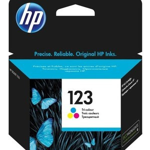 Картридж HP №123 Tri-colour (F6V16AE)