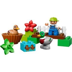 Конструктор Lego Уточки в лесу (10581)
