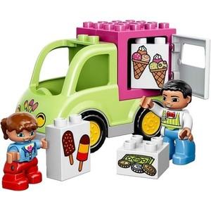 Конструктор Lego Фургон с мороженым (10586)