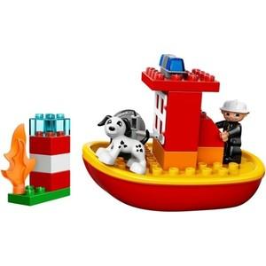 Конструктор Lego Пожарный катер (10591)