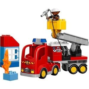 Конструктор Lego Пожарный грузовик (10592)