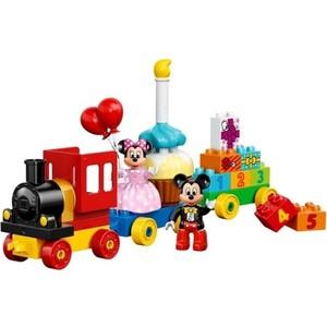Конструктор Lego День рождения с Микки и Минни (10597)