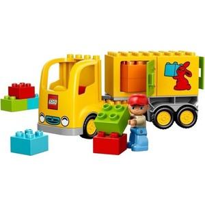 Конструктор Lego Желтый грузовик (10601)