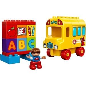 Конструктор Lego Мойпервыйавтобус (10603)