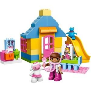 Конструктор Lego Больница Доктора Плюшевой (10606)
