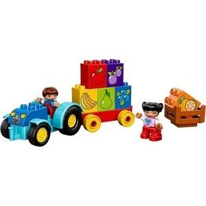 Конструктор Lego Мой первый трактор (10615)