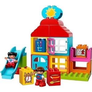 Конструктор Lego Мой первый игровой домик (10616)