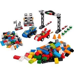 Конструктор Lego Ралли на гоночных автомобилях (10673)