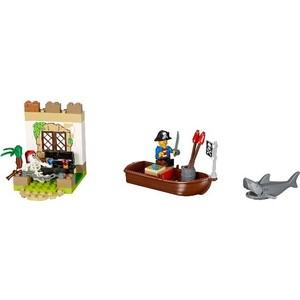 Конструктор Lego Охота за сокровищами (10679)