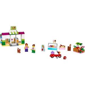 Конструктор Lego Чемоданчик Супермаркет (10684) lego