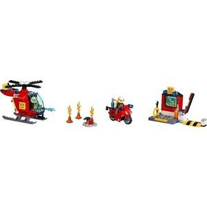 Конструктор Lego Чемоданчик Пожар (10685)