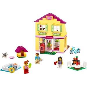 Конструктор Lego Семейный домик (10686)