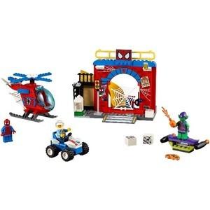 Конструктор Lego Убежище Человека-паука (10687)