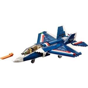 Конструктор Lego Синий реактивный самолет (31039)