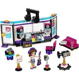 Конструктор Lego Попзвезда студия звукозаписи (41103)