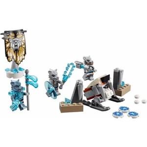 Конструктор Lego Лагерь клана Саблезубых Тигров (70232)  кусачки бокорезы sata 70232