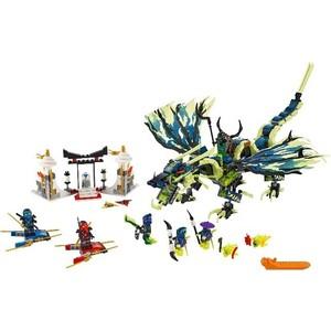 Конструктор Lego Атака дракона Морро (70736)