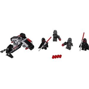 Конструктор Lego Тени (75079) технопарк автобус инерционный вооруженные силы паз 3206