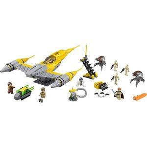 Конструктор Lego Истребитель Набу (75092)