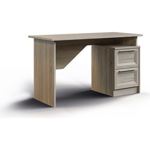 Стол прямой СКАНД-МЕБЕЛЬ Шервуд СШ-02 универсальный мебель салона маникюрный стол роза 42 цвета