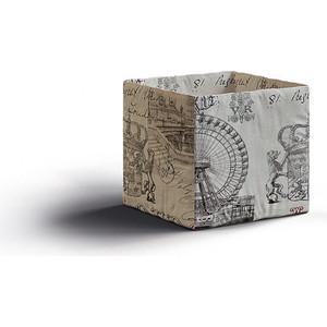 Коробка СКАНД-МЕБЕЛЬ Шервуд КРШ зеркало настенное сканд мебель шервуд