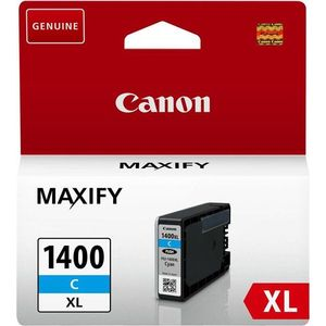 Картридж Canon PGI-1400XL C (9202B001) картридж canon pgi 1400y xl yellow для maxify мв2040 мв2340 9204b001