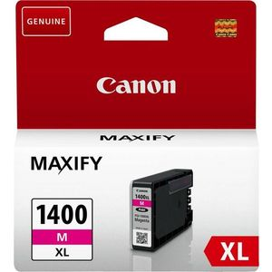 Картридж Canon PGI-1400XL M (9203B001) картридж canon pgi 1400y xl yellow для maxify мв2040 мв2340 9204b001