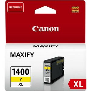Картридж Canon PGI-1400XL Y (9204B001) картридж canon pgi 1400y xl yellow для maxify мв2040 мв2340 9204b001