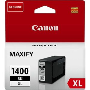 Картридж Canon PGI-1400XL BK (9185B001) картридж canon pgi 1400y xl yellow для maxify мв2040 мв2340 9204b001