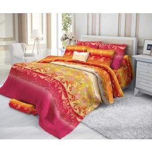 Комплект постельного белья Verossa Constante 2-х сп, сатин люкс, Sankara с наволочками 50x70 (191979)