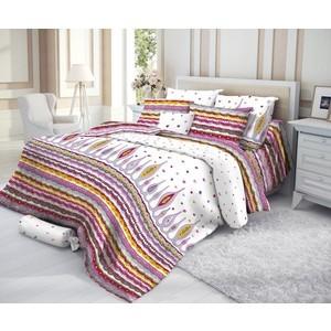 Комплект постельного белья Verossa Перкаль 1,5 сп, сатин люкс, Paul с наволочками 70x70 (191241)