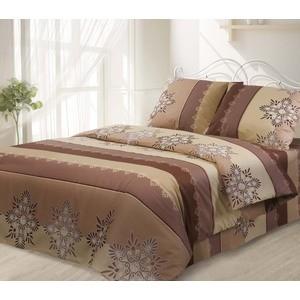 Двуспальный комплект постельного белья Гармония ''Французский трюфель'' с наволочками 70x70 (171681)