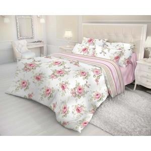 Комплект постельного белья 2-х сп Волшебная ночь Ева с простынью на резинке (184134)