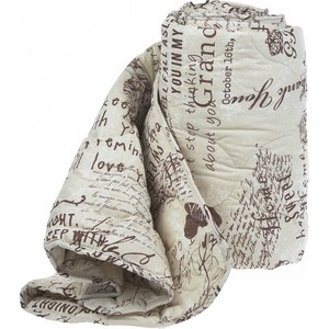 Двуспальное одеяло Comfort Line Меринос шерсть (183679) подушка comfort line меринос шерсть 70x70 183682